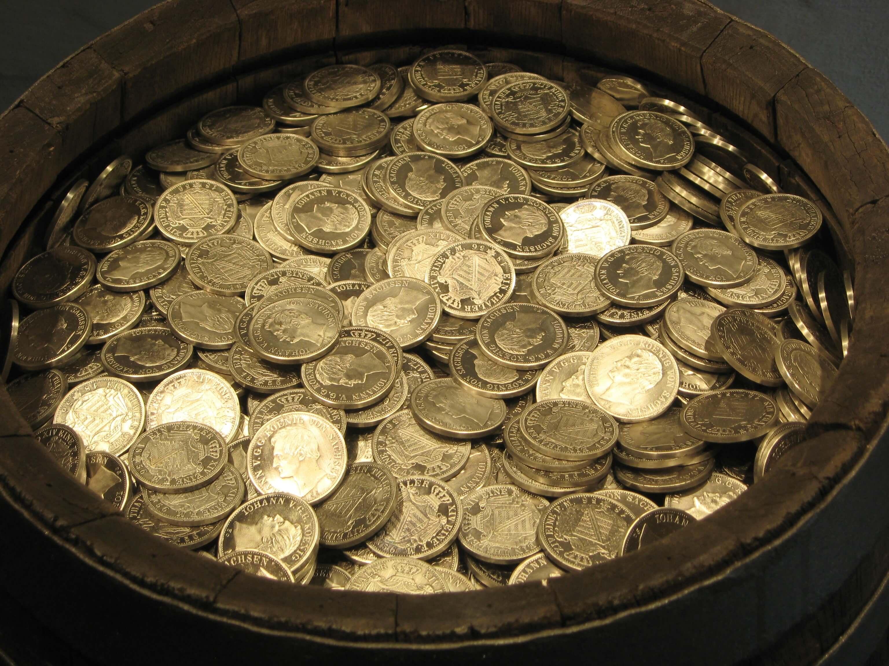 xavier coins