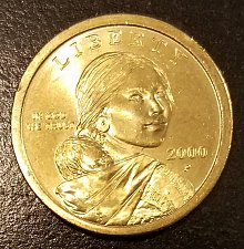 Sacagawea Dollar: The Golden Dollar
