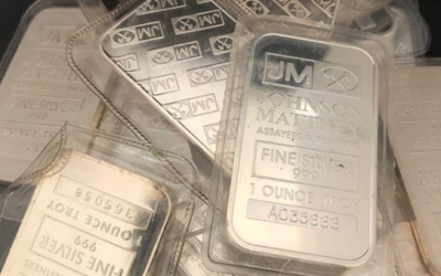 Curious about where your silver comes from?