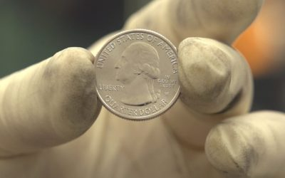 Mint Releases First Ever W Quarters into Circulation